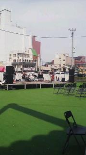 風の街 音楽祭♪